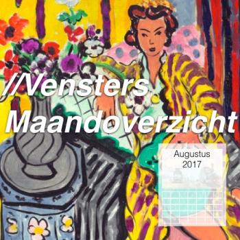 Kunstkalender - Augustus 2017