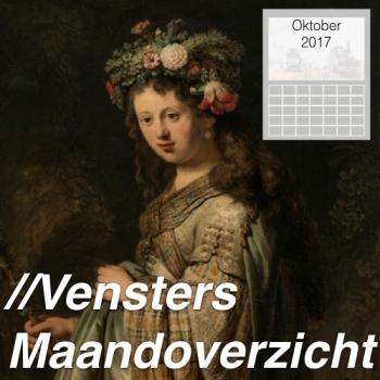 Kunstkalender - Oktober 2017