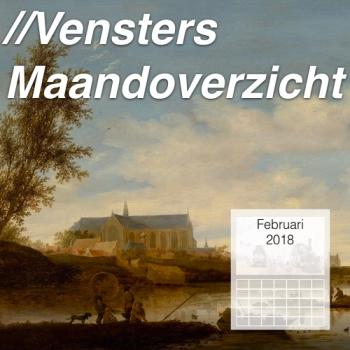 Kunstkalender - Februari 2018
