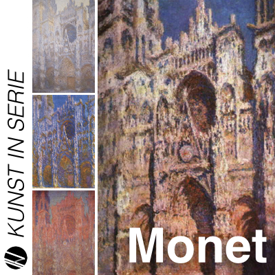 Serie - Monet - Kathedraal Rouen