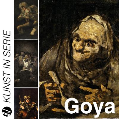 Serie - Goya - Zwarte Schilderijen