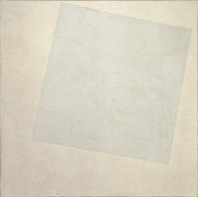 Kazimir Malevich - Wit op wit