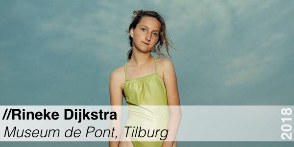 Tentoonstelling - Rineke Dijkstra - Museum de Pont