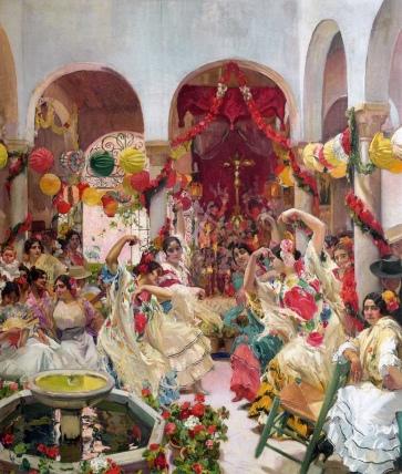 Sevilla: El baile