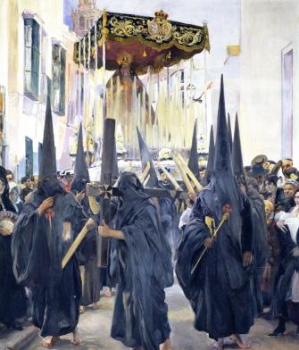 Sevilla: Los nazarenos