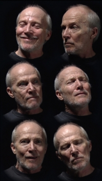 Bill Viola - Six heads