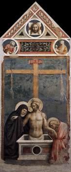 Masolino - Pieta