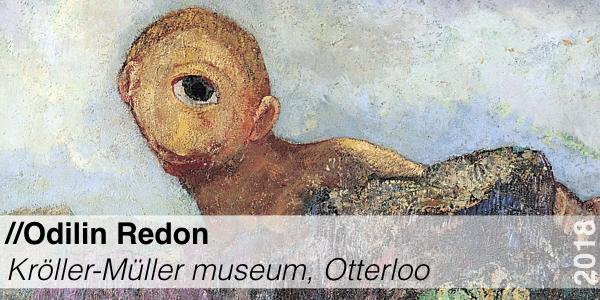 Tentoonstelling - Odilon Redon