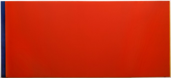 Barnett Newman - Who is afraid of red, yellow and blue?