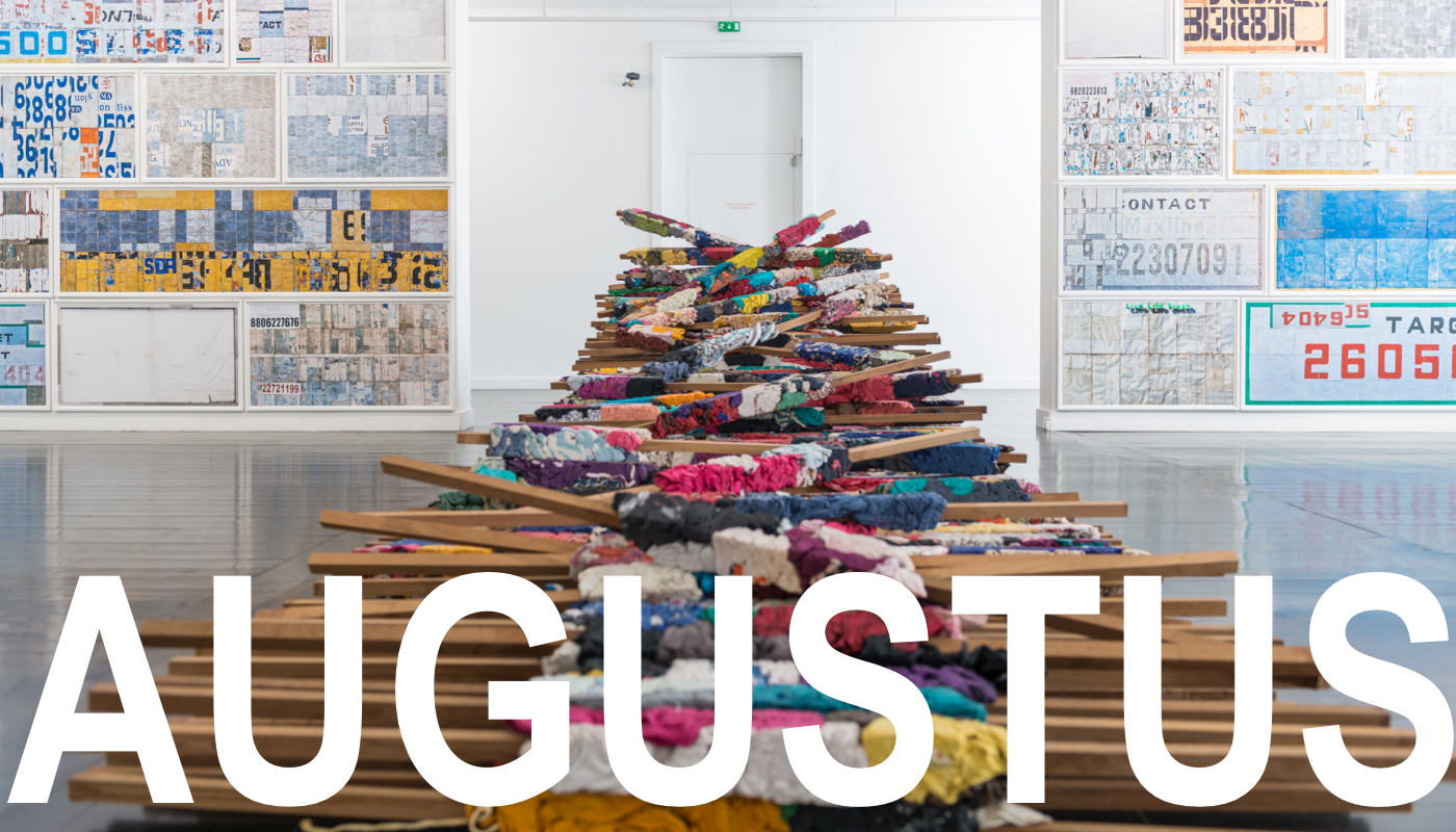 Kunstkalender Augustus 2018