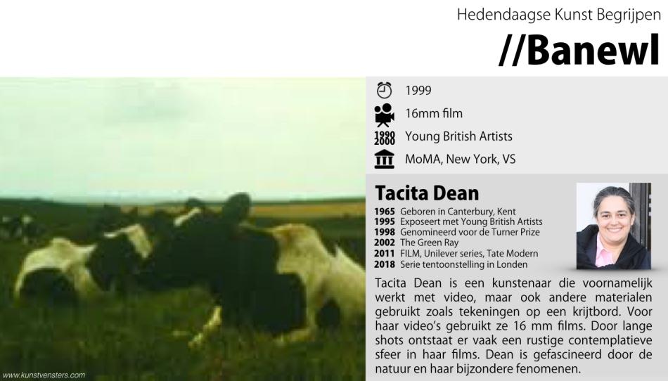 Tacita Dean - Benawl