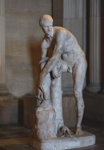 Hermes - Romeinse kopie naar Lysippos