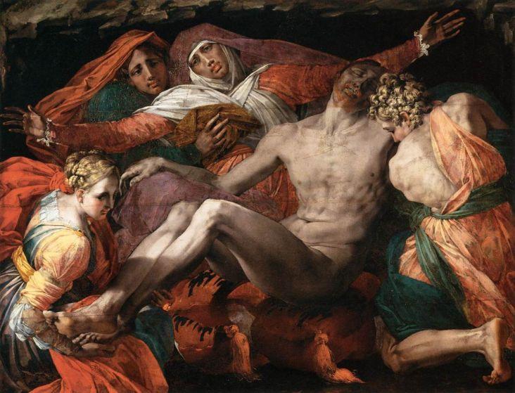 Rosso Fiorentino - Pietà