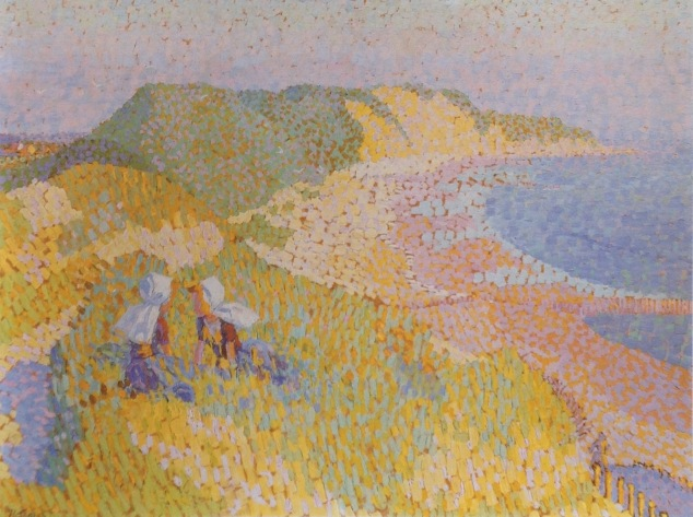 Jan Toorop - Zeeuws Landschap