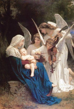 Bouguereau - Madonna met Kind