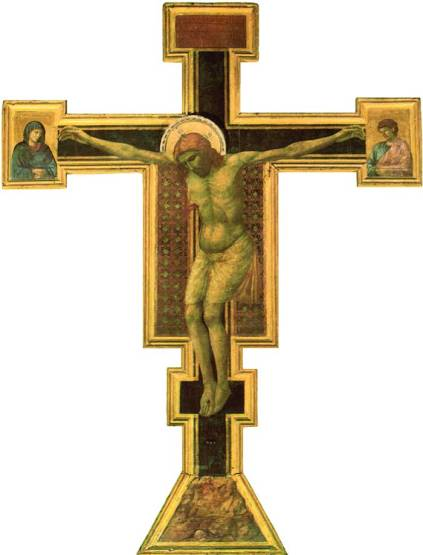 Giotto - Kruisiging