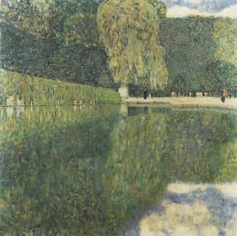 LEOPOLD: Gustav Klimt - Slot Schönbrunn