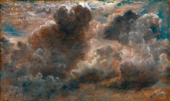 John Constable - Clouds (study)