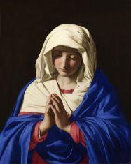 Sassoferrato - Maagd Maria