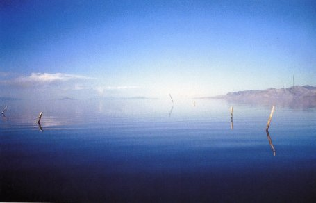 Tacita Dean - Trying to find the spiral jetty