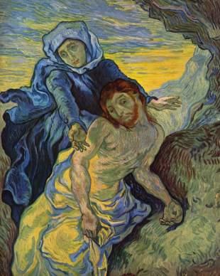 Vincent van Gogh - Pieta