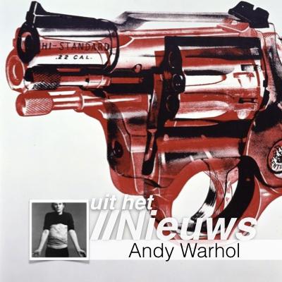 Moordaanslag Andy Warhol