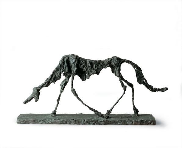 Alberto Giacometti - Chien, 1957
