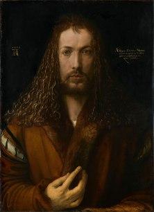 Albrecht Dürer - Zelfportret
