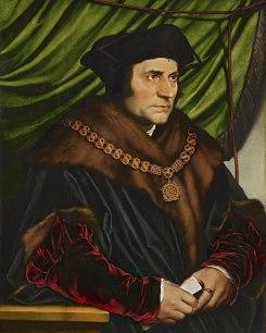 Hans Holbein - Thomas More
