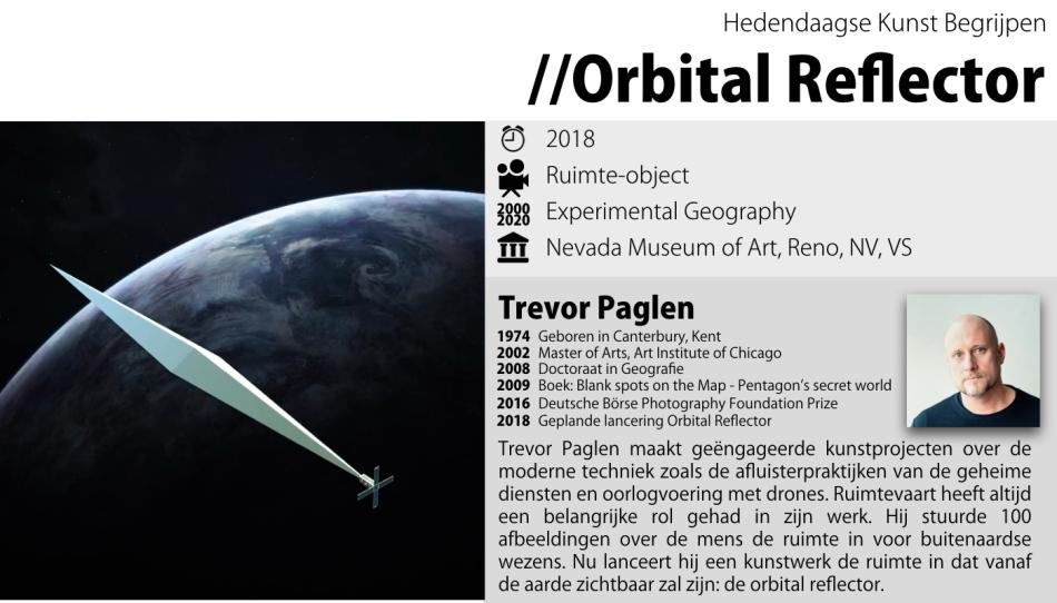 Trevor Paglen Orbital Reflector