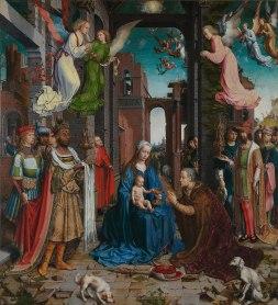 Jan Gossaert - de Drie Koningen