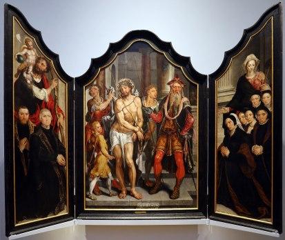 Maarten van Heemskerck - Ecce Homo