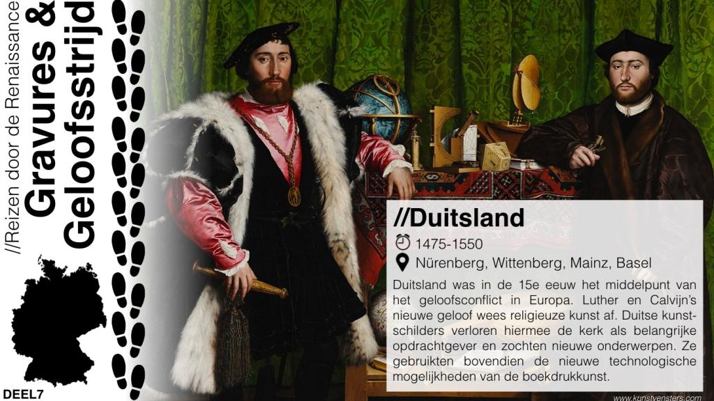 Renaissance - Duitsland