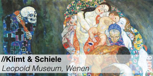 Tentoonstelling - Klimt - Schiele - Wenen
