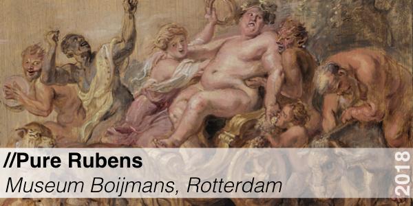 Tentoonstelling - Rubens - Museum Boijmans van Beuningen