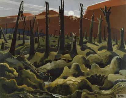 Paul Nash - We are making a new World