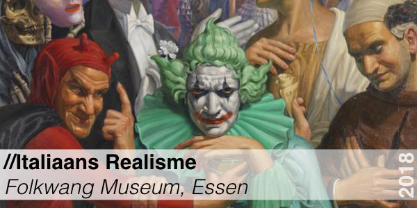 Tentoonstelling - Italiaans realisme - Folkwang museum