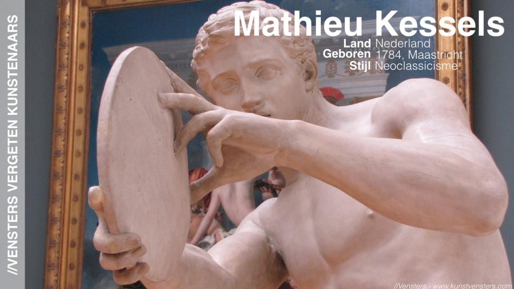 Mathieu Kessels - Vergeten kunstenaars