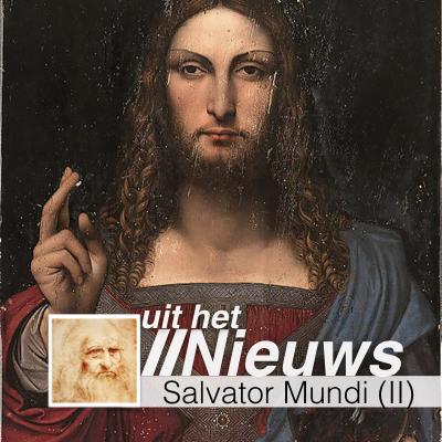 Leonardo's Salvator Mundi niet echt