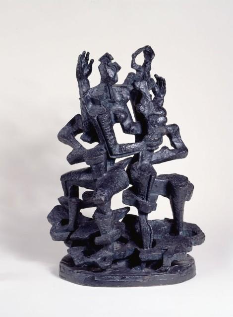 Ossip Zadkine - La naissance des formes