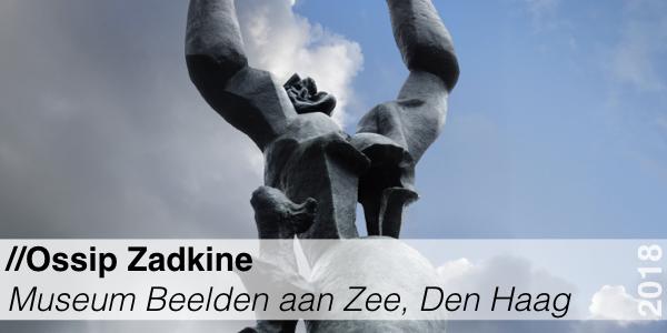 Ossip Zadkine - Museum Beelden aan Zee