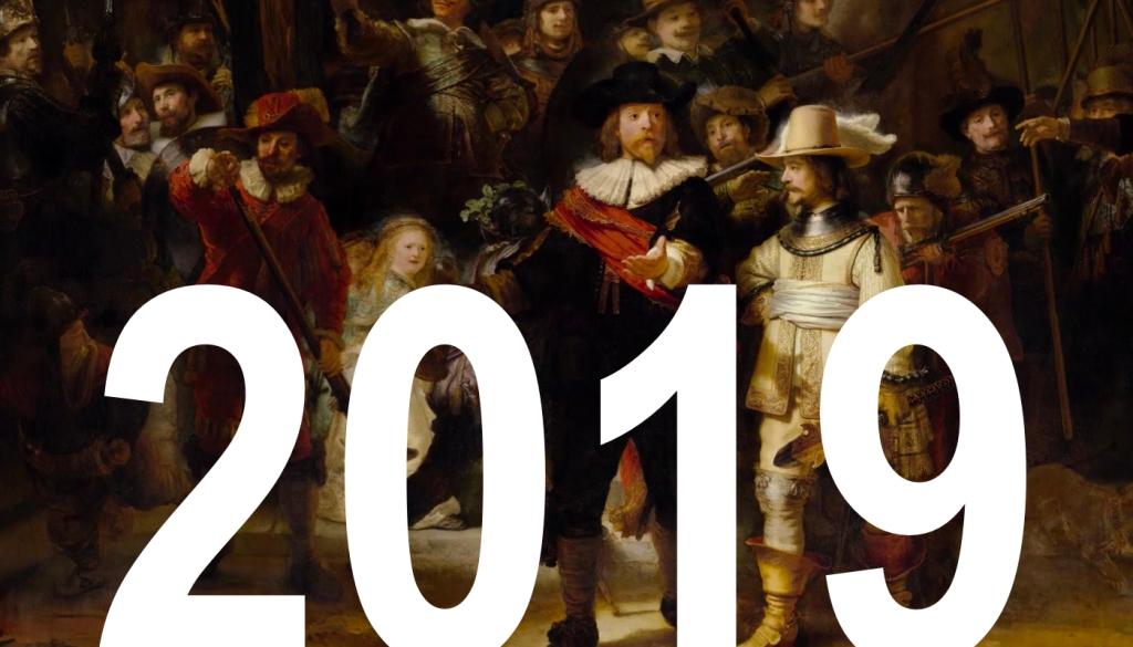 2019 Kunst