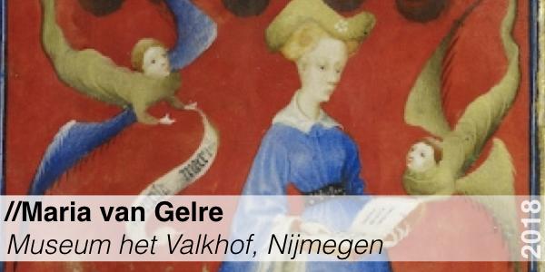 Maria van Gelre - Valkhof Museum Nijmegen