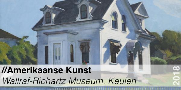 Amerikaanse Kunst - Wallraf Richartz Keulen