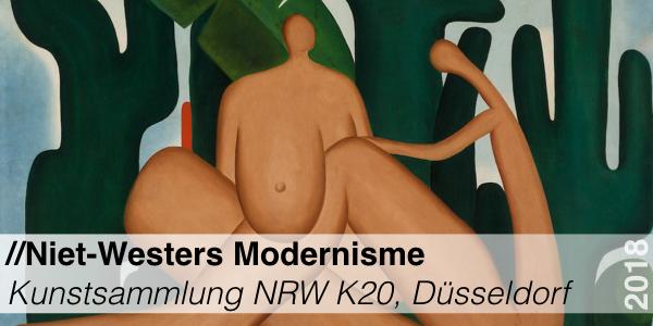 Modernisme - Kunstsammlung NRW K20 - Düsseldorf