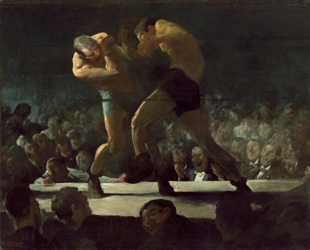 George Bellows - Club Night
