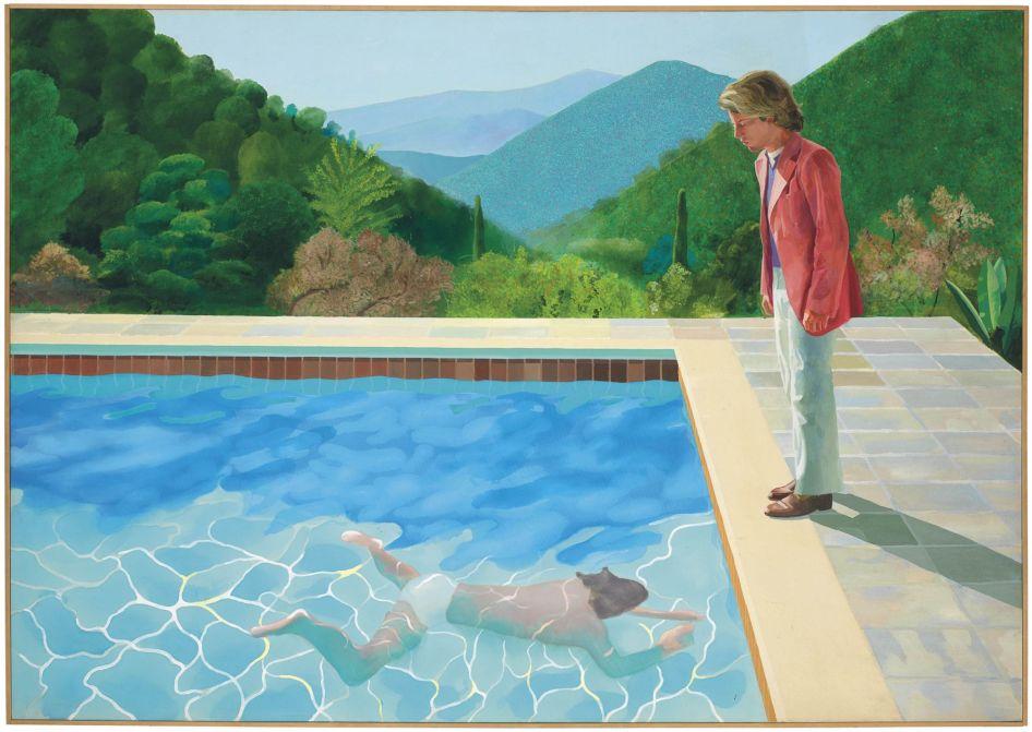 David Hockney - Portrait of an Artist