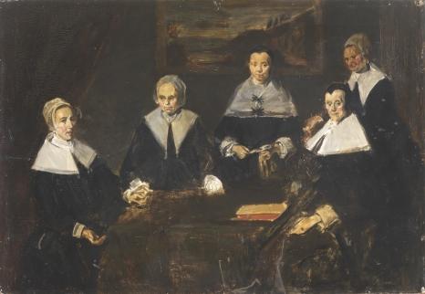 Edouard Manet - Regentessen
