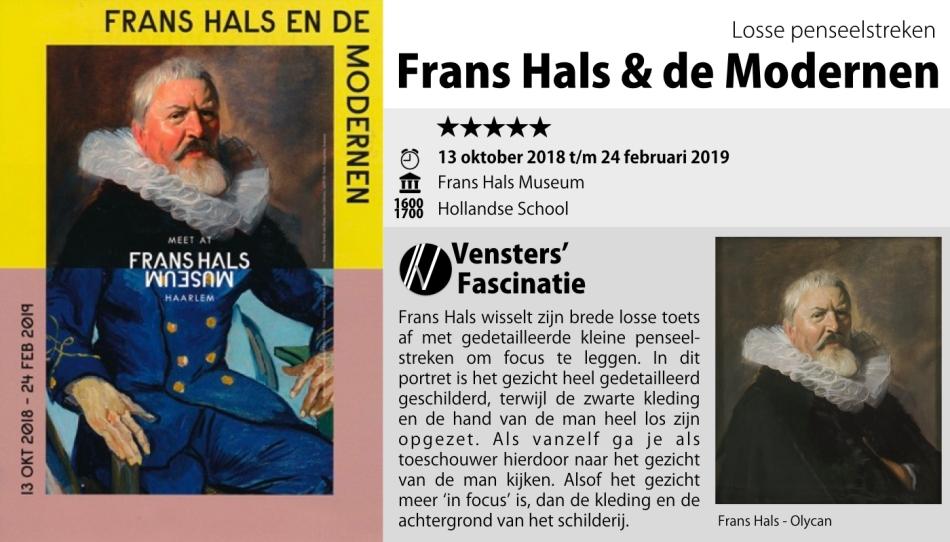 Frans Hals en de Modernen