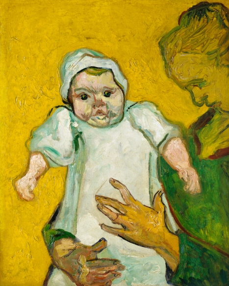 Vincent van Gogh - Madame Roulin